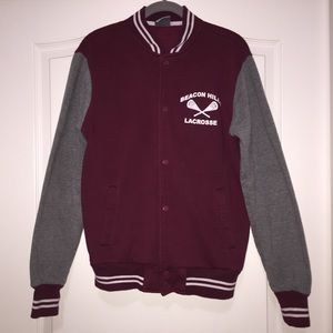 Beacon Hills Lacrosse - Stilinski Varsity Jacket